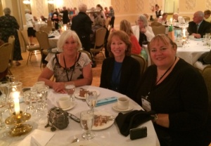 P. Hendricks, C. Warren and L. Moody recently attended the Naional AGM in Waterloo.