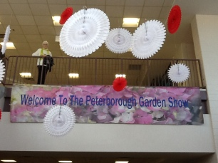 Peterborough Garden Show Trip