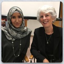 Bayan Al Mansour, Carolyn Ketcheson
