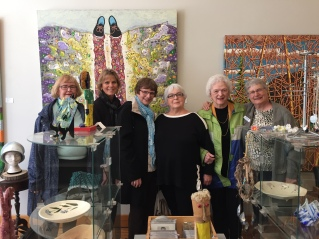 Arts Interest Group Tours Downtown Belleville Galleries